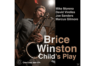 Brice/moreno/virelles/sanders/gilmore Winston - Child's Play - (CD)