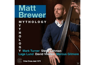 Matt Brewer - Mythology - (CD)