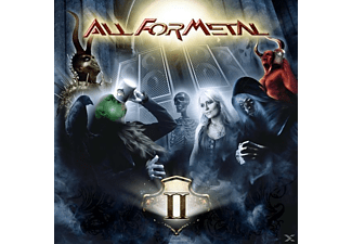 VARIOUS - All For Metal Vol.2 - (DVD)