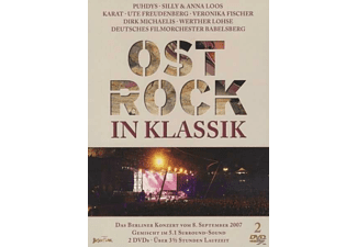 VARIOUS - OSTROCK IN KLASSIK - (DVD)