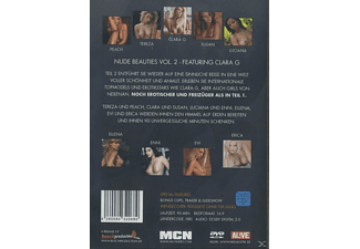 NUDE BEAUTIES 2 - THE GIRLS OF MCN [DVD]