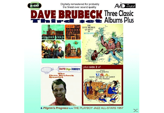 Dave Brubeck - Dave Digs Disney / Southern Scene / In Europe - (CD)
