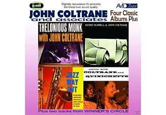John Coltrane - 4 Classic Albums Plus [CD]