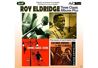 Roy Eldridge - 3 Classic Albums - (CD)