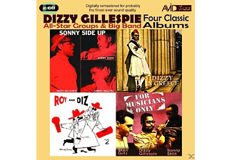 Dizzy Gillespie - 4 Classic Albums - (CD)