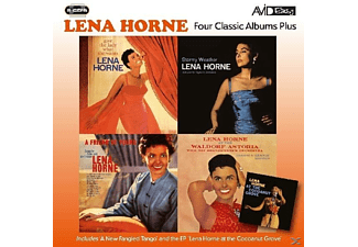 Lena Horne - 4 Classic Albums Plus - (CD)