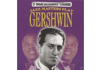 VARIOUS - Jazz Masters Play Gershwin - (CD)