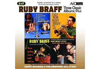 Ruby Braff - 3 Classic Albums Plus - (CD)