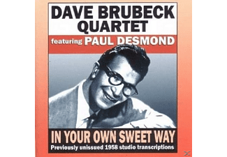 Dave Brubeck - In Your Own Sweet Way - (CD)