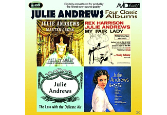 Andrews Julie - 4 Classic Albums Plus [CD]