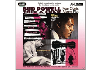 Bud Powell - 4 Classic Albums Plus [CD]