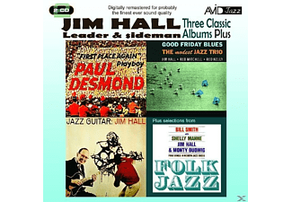 Jim Hall - 4 Classic Albums - (CD)