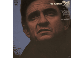 Johnny Cash - Hello,I'm Johnny Cash - (Vinyl)