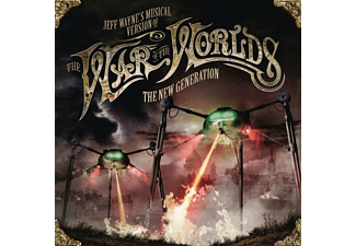 Jeff Wayne - Jeff Wayne's Musical Version Of The War Of The World [CD]