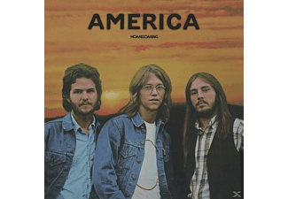 America - Homecoming - (Vinyl)