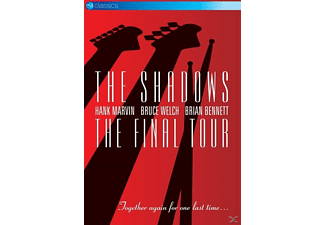 The Shadows - The Final Tour [DVD]