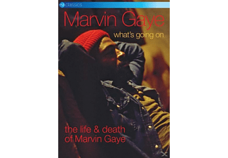 Marvin Gaye - What's Going On - The Life And Death Of Marvin Gaye (DVD)