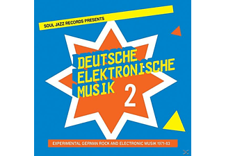 SOUL JAZZ RECORDS PRESENTS/VARIOUS - Deutsche Elektronische Musik 2-(2) - (Vinyl)