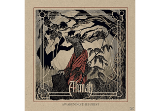 Alunah - Awakening The Forest (Ltd.Black Vinyl) [Vinyl]