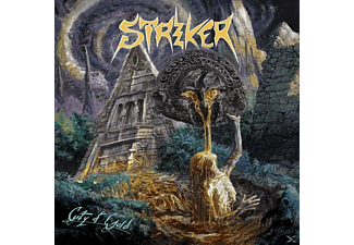 Striker - City Of Gold (Ltd.Doppelvinyl Black) - (Vinyl)