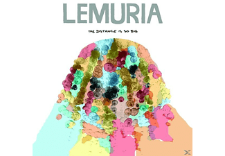 Lemuria - The Distance Is So Big (Ltd.Black Vinyl) [Vinyl]