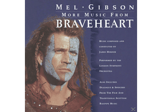 VARIOUS, James (composer) Ost/horner - Braveheart [CD]