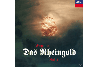 Wpo, London/Flagstad/Solti/WP/+ - Das Rheingold (Ga) - (CD)