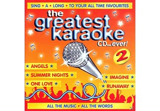 VARIOUS - The Greatest Karaoke Cd Ever Vol.2 [Import] - (CD)