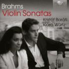 Barati,Kristof/Würtz,Klara - Violin Sonatas Op.78/100/108 [CD] jetztbilligerkaufen