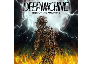 Deep Machine - Rise Of The Machine (Ltd.Coloured Vinyl) [Vinyl]