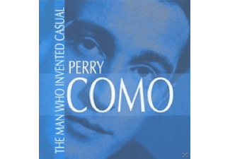 Perry Como - Man Who Invented Casual - (CD)