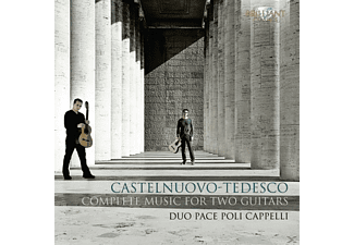 Duo Pace Poli Cappelli - Complete Music For Two Guitars - (CD)