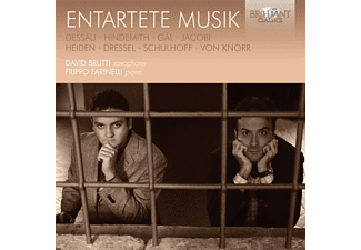 Brutti,David/Farinelli,Filippo - Entartete Musik - (CD)