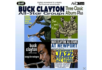Clayton Buck - 3 Classic Albums Plus [CD]