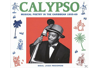 VARIOUS - Calypso:Musical Poetry In The Caribbean 1955-69 - (CD)