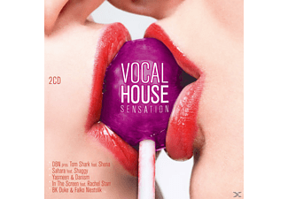 VARIOUS - Vocal House Sensation [CD]