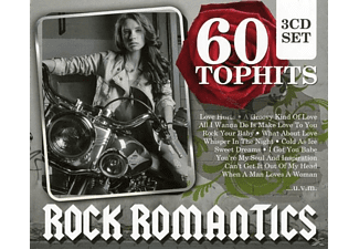 VARIOUS - 60 Top-Hits Rock Romantics - (CD)