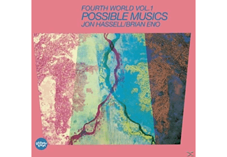 Hassell,Jon & Eno,Brian - Forth World:01 Possible Music - (LP + Bonus-CD)