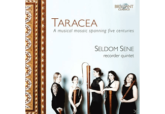 Seldom Sene Recorder Quintet - A Musical Mosaic Spanning Five Centuries [CD]