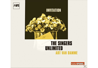 The Singers Unlimited - Invitation - (CD)
