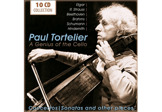 Tortelier Paul - Paul Torteliert-A Genius Of The Cello [CD]