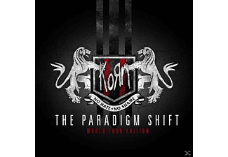 Korn - The Paradigm Shift (World Tour Edition) [CD]