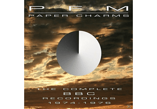 Pfm - Paper Charms-Complete BBC Recordings 1974-1976 - (CD + DVD Video)