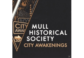 Mull Historical Society - City Awakenings - (CD)