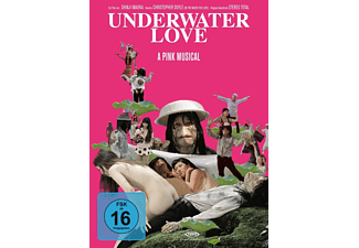UNDERWATER LOVE - A PINK MUSIC - (DVD)