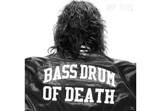 Bass Drum Of Death - Rip This - (Vinyl)