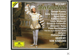 Bp, Karajan, Baltsa, Ramey, Battle - Don Giovanni (Ga) [CD]