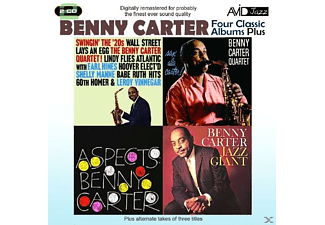 Benny Carter - 4 Classic Albums Plus - (CD)