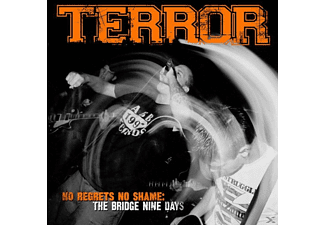Terror - No Regrets, No Shame: The Bridge Nine Days (Inkl. - (LP + Bonus-CD)