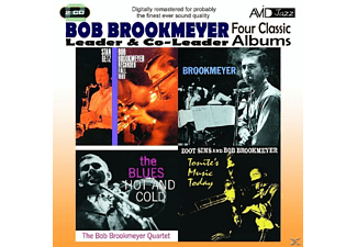 Bob Brookmeyer - 4 Classic Albums - (CD)